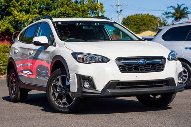 Used Subaru XV G5X MY20 2.0i-L Lineartronic AWD, 2020 Subaru XV G5X MY20 2.0i-L Lineartronic AWD White 7 Speed Constant Variable Wagon