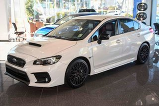 2020 Subaru WRX V1 MY20 Club Spec Lineartronic AWD Crystal White Pearl 8 Speed Constant Variable
