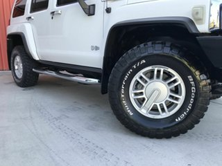 2008 Hummer H3 Adventure White 5 Speed Manual Wagon