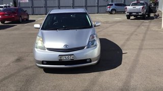 2007 Toyota Prius NHW20R Silver 1 Speed Constant Variable Liftback Hybrid.