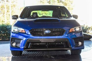 2020 Subaru WRX V1 MY20 Club Spec AWD WR Blue Mica 6 Speed Manual Sedan.