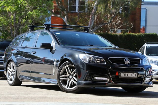 Used Holden Commodore VF SS Storm, 2014 Holden Commodore VF SS Storm 6 Speed Automatic Sportswagon