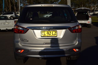 2017 Isuzu MU-X MY17 LS-M Rev-Tronic Silver 6 Speed Sports Automatic Wagon