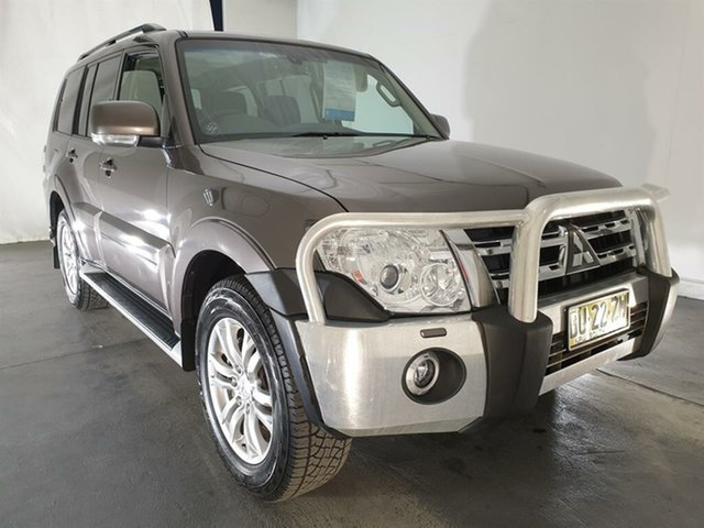 Used Mitsubishi Pajero NW MY13 VR-X, 2012 Mitsubishi Pajero NW MY13 VR-X Brown 5 Speed Sports Automatic Wagon