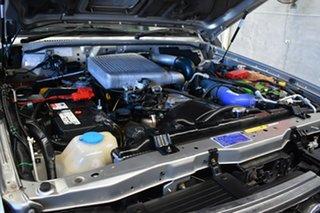 2004 Nissan Patrol GU III ST (4x4) Silver 4 Speed Automatic Wagon