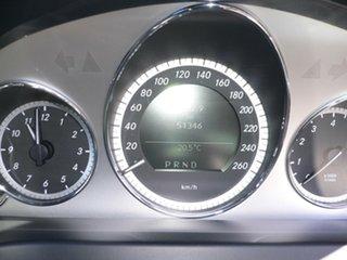 2011 Mercedes-Benz E-Class C207 E250 CGI Avantgarde Black 5 Speed Sports Automatic Coupe
