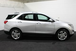 2018 Holden Equinox EQ MY18 LTZ AWD Silver 6 Speed Sports Automatic Wagon