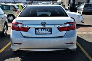 2012 Toyota Aurion GSV50R AT-X Silver 6 Speed Sports Automatic Sedan