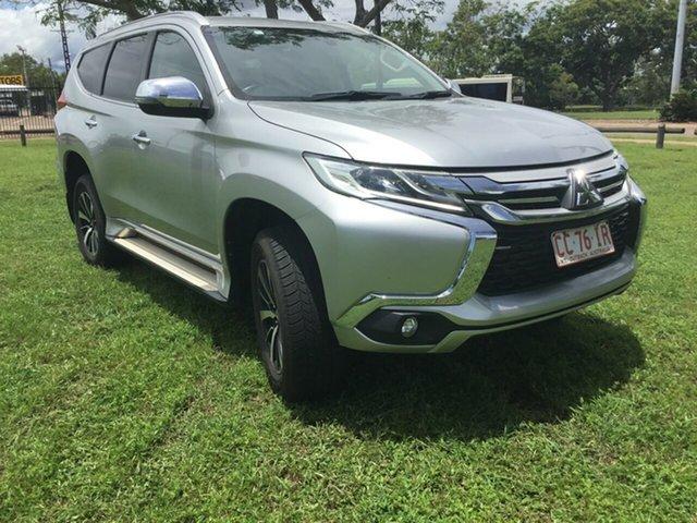 Used Mitsubishi Pajero Sport MY17 GLS (4x4) 7 Seat, 2017 Mitsubishi Pajero Sport MY17 GLS (4x4) 7 Seat Silver 8 Speed Automatic Wagon