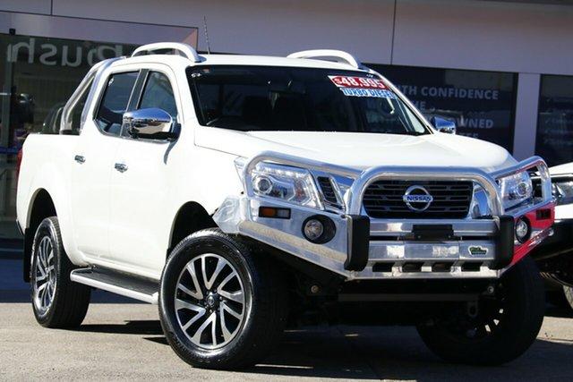 Used Nissan Navara D23 S3 ST-X, 2018 Nissan Navara D23 S3 ST-X White 7 Speed Sports Automatic Utility