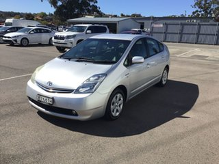 2007 Toyota Prius NHW20R Silver 1 Speed Constant Variable Liftback Hybrid.