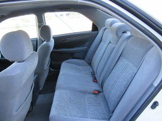1998 Toyota Vienta MCV20R VXi White 4 Speed Automatic Sedan