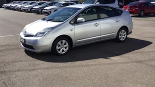 2007 Toyota Prius NHW20R Silver 1 Speed Constant Variable Liftback Hybrid