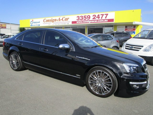 Used Holden Special Vehicles Grange WM Series 3 , 2011 Holden Special Vehicles Grange WM Series 3 Black 6 Speed Sports Automatic Sedan