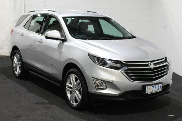 Used Holden Equinox EQ MY18 LTZ AWD, 2018 Holden Equinox EQ MY18 LTZ AWD Silver 6 Speed Sports Automatic Wagon