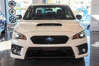 2020 Subaru WRX V1 MY20 Club Spec Lineartronic AWD Crystal White Pearl 8 Speed Constant Variable.
