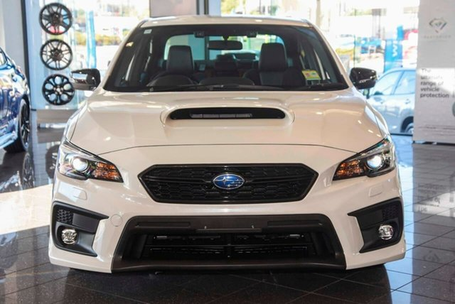 New Subaru WRX V1 MY20 Club Spec Lineartronic AWD, 2020 Subaru WRX V1 MY20 Club Spec Lineartronic AWD Crystal White Pearl 8 Speed Constant Variable