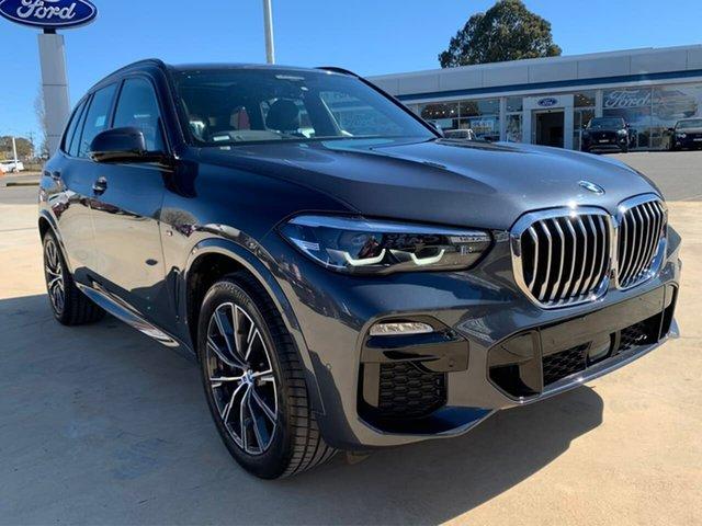 Used BMW X5  xDrive30d, 2019 BMW X5 xDrive30d Grey Sports Automatic Wagon