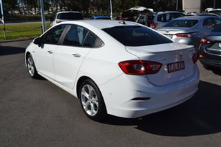 2018 Holden Astra BL MY18 LT White 6 Speed Sports Automatic Sedan