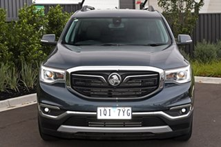 2019 Holden Acadia AC MY19 LTZ AWD Grey 9 Speed Sports Automatic Wagon