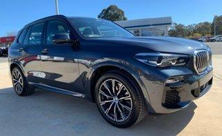 2019 BMW X5 xDrive30d Grey Sports Automatic Wagon.