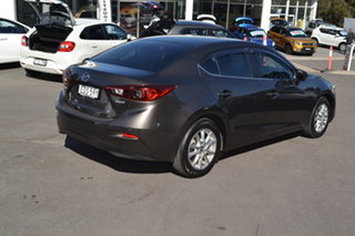 2016 Mazda 3 BN5278 Maxx SKYACTIV-Drive Brown 6 Speed Sports Automatic Sedan