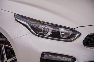 2020 Kia Cerato BD Sport White Sports Automatic