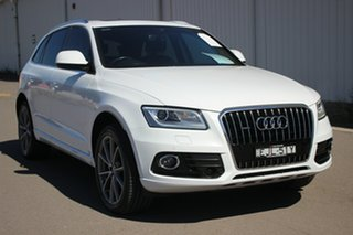 2016 Audi Q5 8R MY16 TDI S Tronic Quattro Sport Edition White 7 Speed Sports Automatic Dual Clutch.