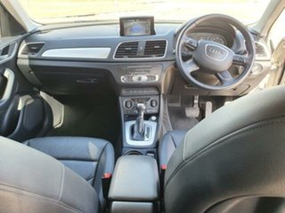 2015 Audi Q3 8U MY16 TFSI S Tronic Cuvee Silver 6 Speed Sports Automatic Dual Clutch Wagon