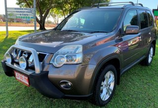 2012 Nissan X-Trail T31 Series IV TL Grey 6 Speed Manual Wagon