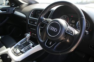 2016 Audi Q5 8R MY16 TDI S Tronic Quattro Sport Edition White 7 Speed Sports Automatic Dual Clutch
