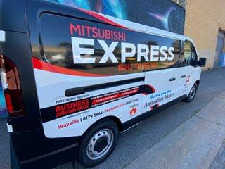 2020 Mitsubishi Express SN MY21 GLX LWB DCT White 6 Speed Sports Automatic Dual Clutch Van