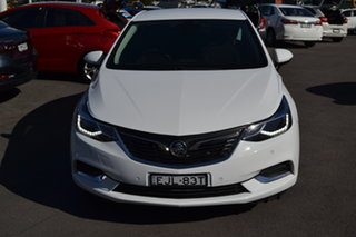 2018 Holden Astra BL MY18 LT White 6 Speed Sports Automatic Sedan.