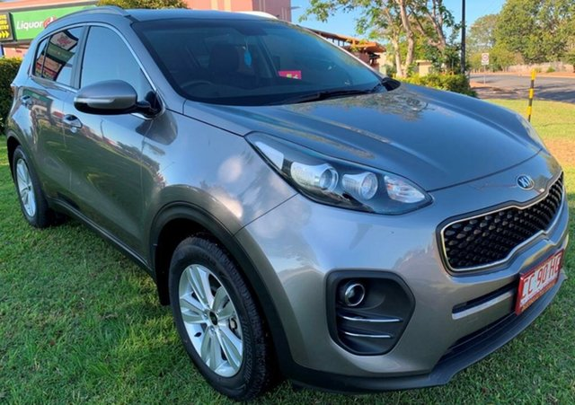 Used Kia Sportage QL MY17 Si 2WD, 2017 Kia Sportage QL MY17 Si 2WD Grey 6 Speed Sports Automatic Wagon