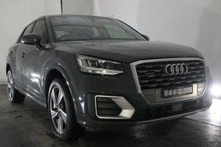 2019 Audi Q2 GA MY19 40 TFSI S Tronic Quattro Sport Nano Grey 7 Speed Sports Automatic Dual Clutch.