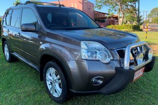 2012 Nissan X-Trail T31 Series IV TL Grey 6 Speed Manual Wagon.