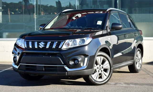 New Suzuki Vitara LY Series II 2WD, 2020 Suzuki Vitara LY Series II 2WD Black 6 Speed Sports Automatic Wagon