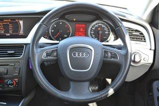 2011 Audi A4 B8 8K MY12 Multitronic Grey 8 Speed Constant Variable Sedan