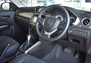 2020 Suzuki Vitara LY Series II Turbo 2WD Silver 6 Speed Sports Automatic Wagon