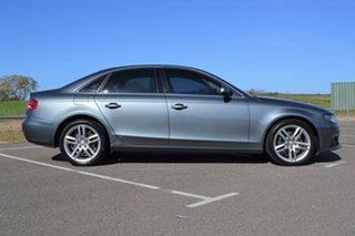 2011 Audi A4 B8 8K MY12 Multitronic Grey 8 Speed Constant Variable Sedan.
