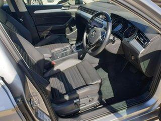 2018 Volkswagen Passat 3C (B8) MY18 132TSI DSG Comfortline Silver 7 Speed