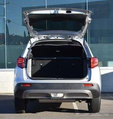 2020 Suzuki Vitara LY Series II Turbo 2WD Silver 6 Speed Sports Automatic Wagon.