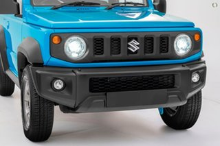 2020 Suzuki Jimny JB74 Blue 4 Speed Automatic Hardtop