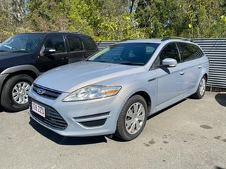 2011 Ford Mondeo LX TDCIMC Grey 6 Speed Auto Active Select Wagon