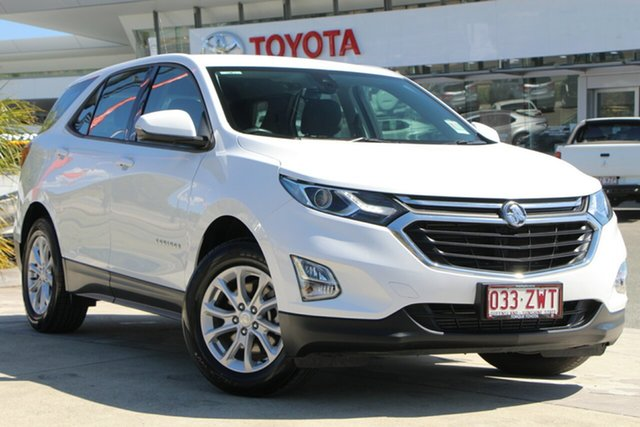 Used Holden Equinox EQ MY18 LS+ FWD, 2018 Holden Equinox EQ MY18 LS+ FWD White 6 Speed Sports Automatic Wagon
