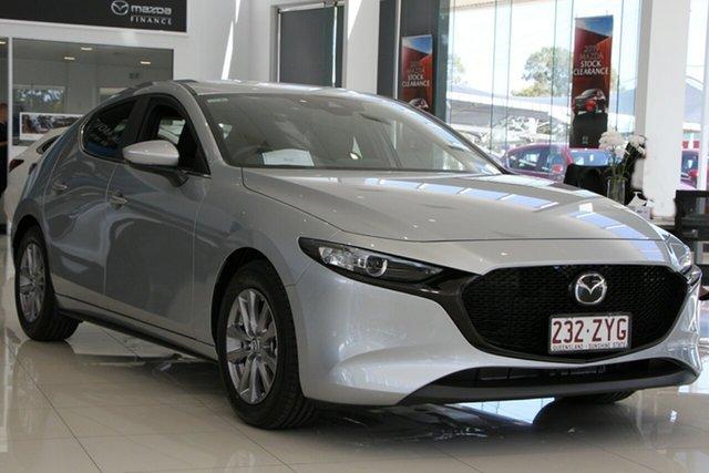 Demo Mazda 3 BP2H7A G20 SKYACTIV-Drive Pure, MAZDA3 N 6AUTO HATCH G20 PURE