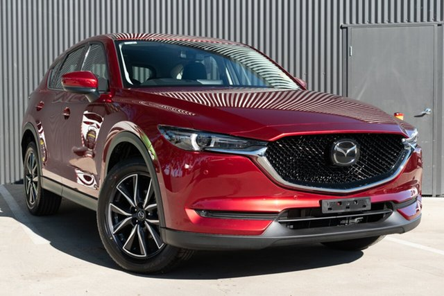 New Mazda CX-5 KF4WLA GT SKYACTIV-Drive i-ACTIV AWD, 2020 Mazda CX-5 KF4WLA GT SKYACTIV-Drive i-ACTIV AWD Soul Red Crystal 6 Speed Sports Automatic Wagon