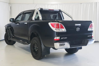 2013 Mazda BT-50 UP0YF1 XTR Black 6 Speed Sports Automatic Utility.