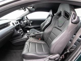 2019 Ford Mustang FN Fastback Bullitt Green 6 Speed Manual Coupe