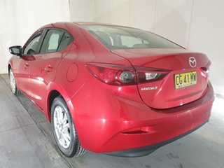 2015 Mazda 3 BM5278 Neo SKYACTIV-Drive Red 6 Speed Sports Automatic Sedan